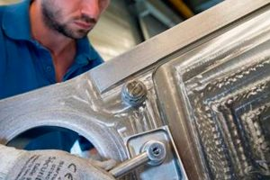 Primeira peça de titânio impressa em 3D é instalada em produção em série deaeronaves