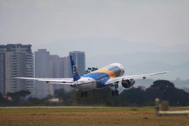 Embraer realiza voo inaugural do quarto protótipo do E190-E2 e avança na campanha de certificação