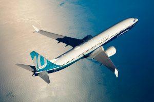 Boeing lança o 737 MAX 10