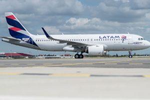 O Grupo Cueto fica com 6,47% da Latam Airlines