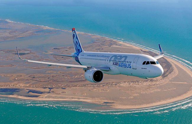 China Aviation Supplies Holding Company assina contrato para a aquisição de 140 aviões Airbus