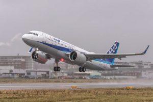 Primeiro operador do A320neo no Japão