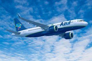 Azul lança novas rotas para o Nordeste partindo de Belo Horizonte