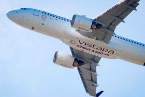 Vistara recebe o primeiro A320neo