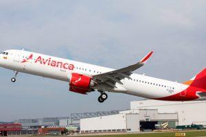 Airbus entrega primeiro A321neo da América Latina