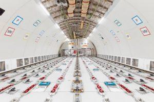 Primeiro A330-300P2F entra em serviço com a DHL