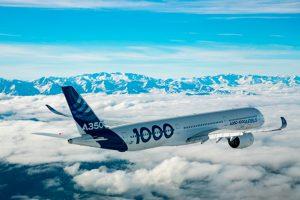 Airbus A350-1000 recebe a Certificação de Tipo da EASA e da FAA