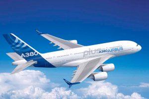 Airbus apresenta o A380plus