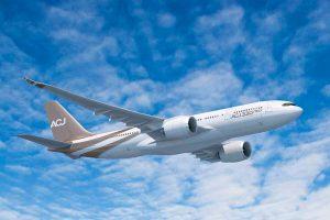 Airbus Corporate Jets lança o ACJ330neo