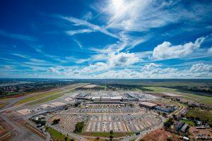 Inframerica busca novos destinos para aeroportos de Brasília e Natal em evento mundial de aviação