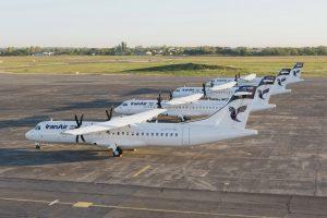 Iran Air recebe o primeiro dos quatro ATR 72-600