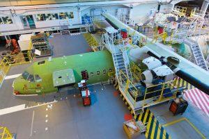 ATR mantém a sua quota de mercado e entrega 80 aeronaves em 2016