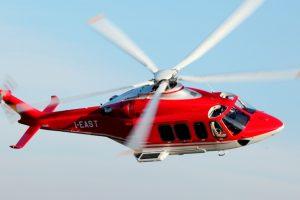 Venda de dois helicópteros AW139 para o transporte VIP no Reino Unido