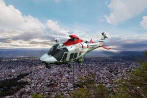 Helicóptero AW169 é a escolha da Gendarmeria Nacional Argentina