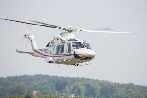 Leonardo assina um contrato para seis AW139 e três AW169