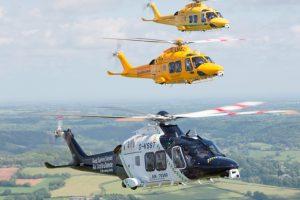 AW169 mantém sucesso no setor de emergências médicas (EMS) do Reino Unido com a seleção de um helicóptero pela Cornwall Air Ambulance Trust
