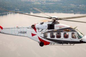 Leonardo apresenta helicóptero AW189K na Helitech 2017