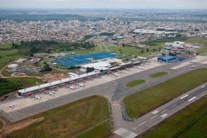 Aeroporto Internacional de Curitiba completa 71 anos de operações