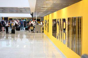 Aeroporto Internacional de Curitiba completa 72 anos de operações