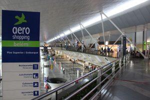 Iniciadas obras degroovingna pista principal do Aeroporto de Belém