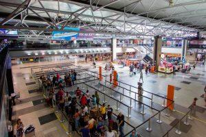 Aeroporto de Curitiba é eleito o melhor do Brasil pela segunda vez consecutiva