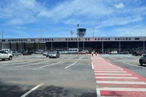 Aeroporto de Vitória é eleito o melhor do país pela segunda vez consecutiva