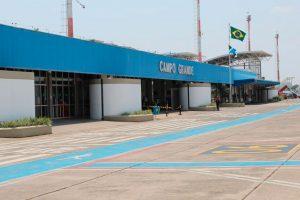 Aeroporto Internacional de Campo Grande oferece serviços de conscientização sobre o câncer de mama