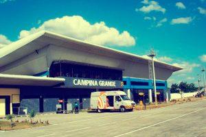 Aeroporto de Campina Grande comemora 54 anos