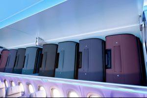 American Airlines instalará compartimentos mais amplos para bagagem em 202 dos seus A321 em serviço