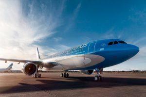 Aerolíneas Argentinas amplia o seu acordo de cooperação com a Air Europa