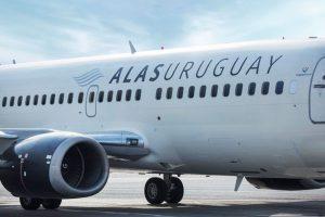 Alas Uruguay suspende operações