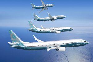 Boeing faz o balanço de 2016