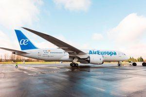 Air Europa incorpora São Paulo a sua rede de destinos Dreamliner