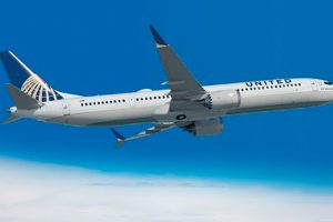 United Airlines se torna o maior cliente do 737MAX-10