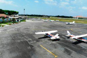 Aeroporto Brigadeiro Protásio de Oliveira completa 41 anos