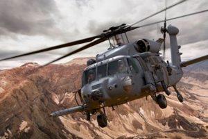 Helicóptero de salvamento em combate da Força Aérea dos EUA alcança importante etapa e prepara terreno para montagem, teste e avaliação