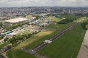 Aeroporto Campo de Marte completa 98 anos