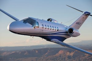 Textron Aviation comemora o 45º aniversário da entrega do primeiro Citation