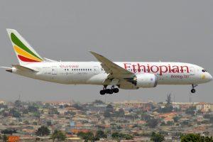 Ethiopian comemora crescimento no Brasil em 2016 e anuncia 7 novas rotas para 2017