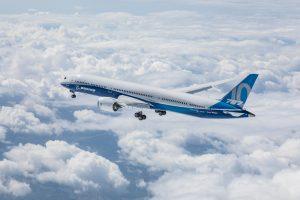 Boeing 787-10 Dreamliner realiza o primeiro voo
