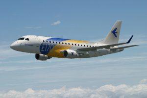 S7 Airlines da Rússia entra para a família dos operadores de E-Jets