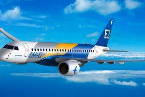 Embraer assina contrato de Pool com a Widerøe para apoiar a frota de E-Jets E2