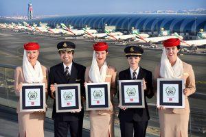Emirates considerada a melhor companhia aérea do mundo pela TripAdvisor