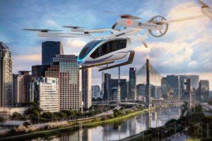 Eve e Avantto anunciam parceira para o desenvolvimento de operações de Mobilidade Aérea Urbana no Brasil e na América Latina