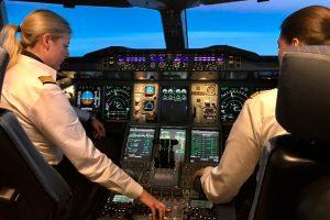Tripulações femininas aos comandos dos aviões do Grupo Lufthansa