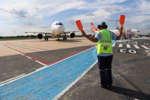 Aeroporto de Teresina ganha mais uma posição para estacionamento de aeronaves