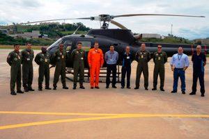 Helibras entrega mais duas aeronaves modernizadas para o Exército Brasileiro