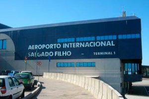 Terminal de carga do Salgado Filho comemora crescimento de 20% nas importações