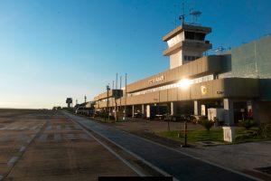 Aeroporto de Foz do Iguaçu completa 45 anos neste domingo