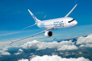 Boeing e GECAS anunciam um pedido de 75 aviões 737 MAX
